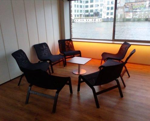 Loungemobiliar nach Wunsch