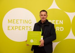Seminarschiff ist Nominee des Meeting Experts Green Award 2019