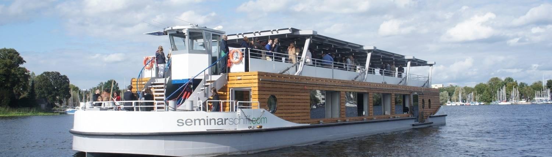 Seminarschiff - Orca ten Broke