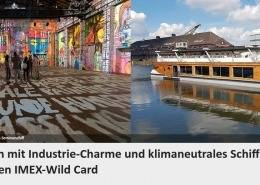Seminarschiff Wildcardgewinner IMEX 2019